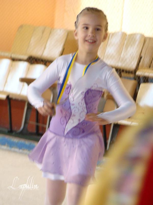 Платья для фигурного катания 12 17 2012